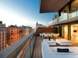 Gran View Apartments,位于马德里的公寓