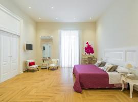 La Gatta Cenerentola Rooms,位于那不勒斯的旅馆