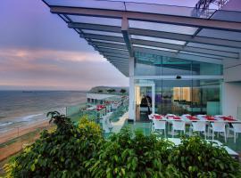 维萨卡帕瓦伦海滩诺富特酒店