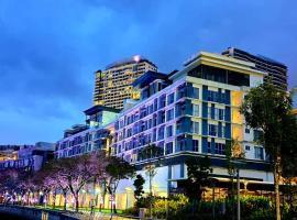 Trinidad Suites Puteri Harbour,位于努沙再也公主港附近的酒店