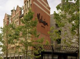 马尔马逊曼切斯特酒店,位于曼彻斯特的酒店