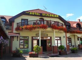 圣弗洛蓝什图罗沃酒店, Štúrovo