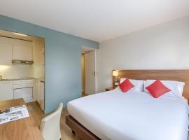 巴黎馨乐庭服务公寓意大利广场公寓式酒店,位于巴黎的公寓