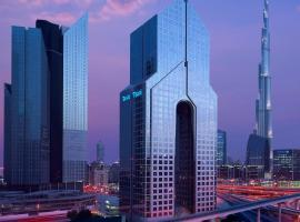 迪拜杜斯特天阙酒店