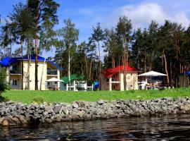 Gintama-Briz Resort Hotel, Glebovka
