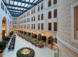 耶路撒冷华尔道夫酒店