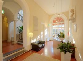 加莱缇阿比西宫酒店