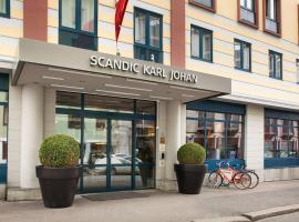 卡尔约翰斯堪迪克酒店,位于奥斯陆的酒店