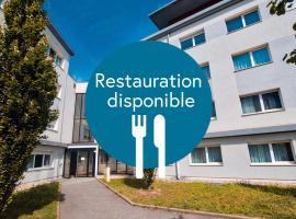 Zenitude Hôtel-Résidences Les Hauts d'Annecy,位于安锡的公寓