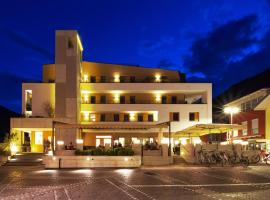 科林科鲁兹餐厅酒店 , Naturno