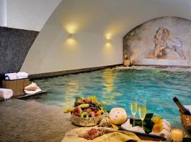 安蒂卡波塔里奥纳Spa酒店