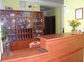 Hotel & Motorest V Údolí Zlatého potoka, Blšany