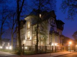 萨克斯帝国旅馆,位于德累斯顿的酒店