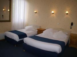 赛乐斯特酒店, 巴涅尔-德吕雄