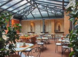 阿尔巴宫殿酒店,位于佛罗伦萨的酒店