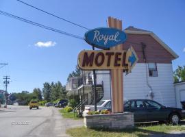 皇家汽车旅馆
