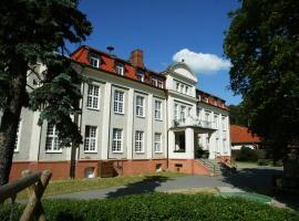 DJH Jugendherberge Burg Stargard