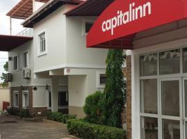 伊巴丹首都酒店, Adegbite