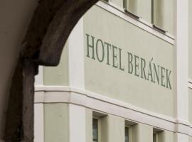 贝拉尼克酒店, Blatná