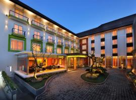 巴厘岛登巴萨宜必思尚品酒店
