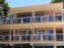 巴诺海滩公寓酒店