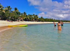 蓝礁湖海滩度假酒店