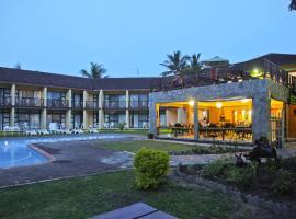 大象湖酒店, 圣卢西亚