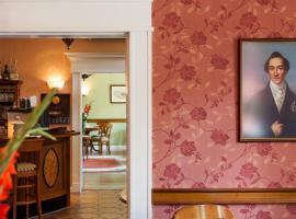 城堡花园酒店, 施特雷利茨