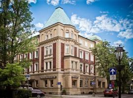 特劳恩施泰因公园1888酒店