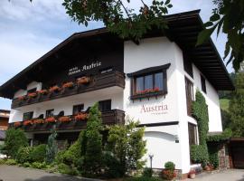 奥地利加尼酒店, 韦斯滕多夫