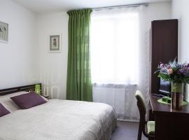 布拉格拉旺达酒店公寓