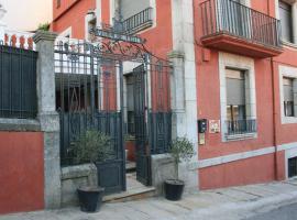 玛丽亚别墅, Fuentes de Béjar