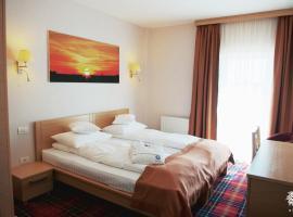 Hotel Leon & Spa, 阿拉德