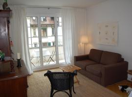 莫斯根施泰因公寓