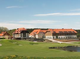Spa & Golf Hotel Weimarer Land,位于布兰肯海恩的酒店