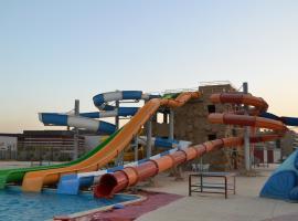 托利普体育城和水上乐园酒店