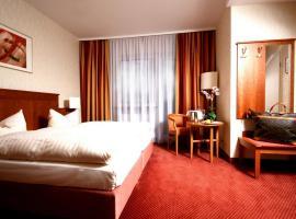 魏格纳酒店,位于曼海姆的酒店