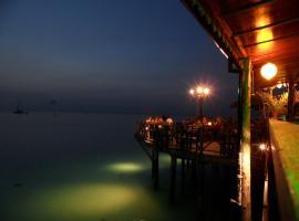 兰戈兰戈海滩简易别墅酒店