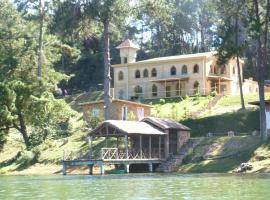 Le Chateau du Lac, Mantasoa (Alaotra-Mangoro附近)