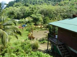 3河流生态山林小屋