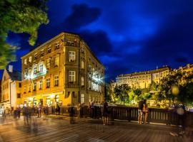赛斯基克鲁姆洛夫德沃夏克酒店