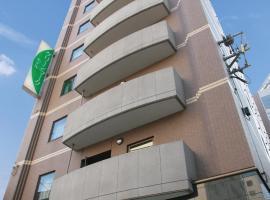 绿色标志酒店