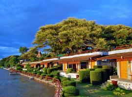 旧蒲甘坦德酒店