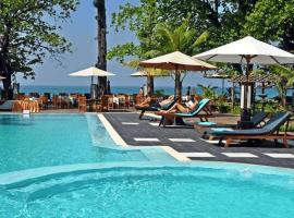 卡帕里塔昂德海滩酒店