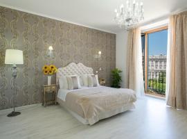 马德里中央皇宫旅馆,位于马德里的旅馆