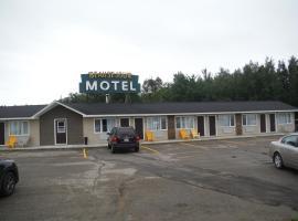 博塞茹尔汽车旅馆