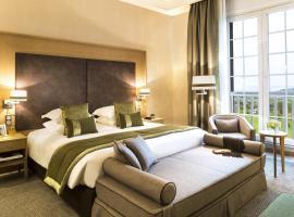 高尔夫巴里亚酒店, 多维尔