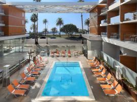 圣塔莫尼卡海滨酒店