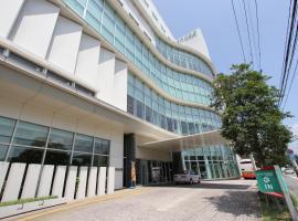 熊本米尔帕曲酒店,位于熊本的酒店