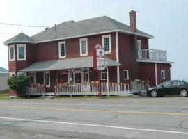 Auberge Restaurant chez Mamie, Rivière-la-Madeleine (Anticosti Island附近)